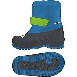 adidas M22753 Infant Med Blue Winterfun Primaloft I Boot, 5.5K