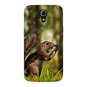 Cute Squirrel Multicolor Back Case Cover for Galaxy Mega 6.3