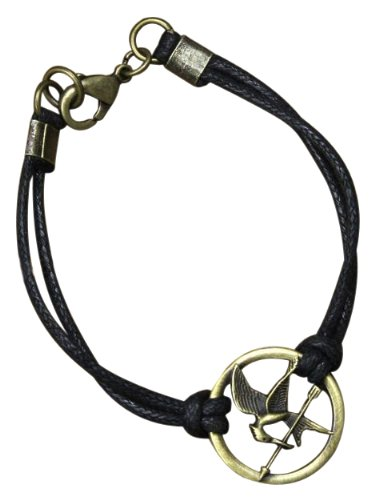 The Hunger Games Movie Bracelet Cord