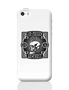 PosterGuy iPhone 5 / iPhone 5S Case Cover - In Music We Trust | Music Illustration | Designed by: Pooja Bindal