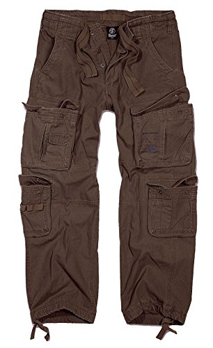 Brandit -  Pantaloni  - cargo - Uomo marrone XX-Large