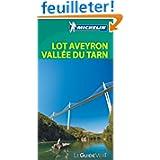 Le Guide Vert Lot Aveyron Vallée du Tarn Michelin