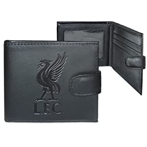 Liverpool FC Official Leather Wallet Embossed Crest Gift Boxed (RRP £19.99!) from Liverpool FC