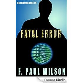 Fatal Error (Repairman Jack Book 14) (English Edition)