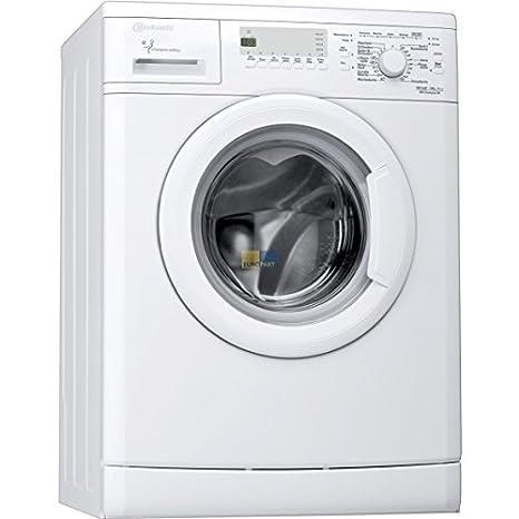 Bauknecht wagh 62, Machine à laver chargement frontal A + + à partir de 6kg
