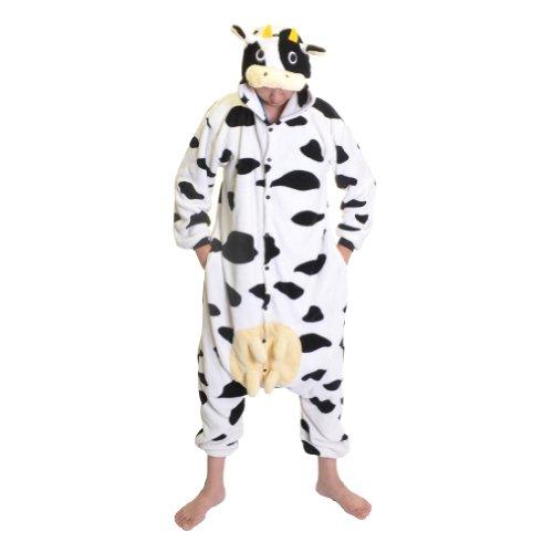 Details for Angelina Unisex Plush Animal Onesies Pajamas #91158