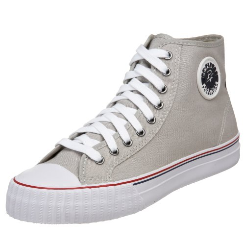 PF Flyers Men's Center Hi Reiss Sneaker,Grey,13 M