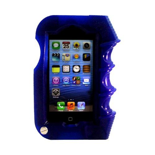 Best Price Shockcase Blue Pistol Grip iPhone 5 Case