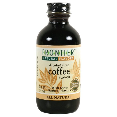 Frontier Coffee Flavor, 2-Ounce Bottles (Pack of 3)
