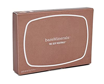 Bare Minerals The Sexy Neutrals Eyeshadow 8.0 0.24 oz by Bare Escentuals