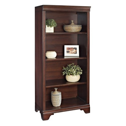 Belcourt Four Shelf Bookcase