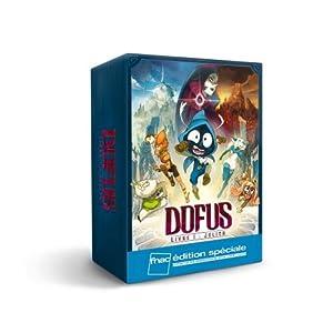 Dofus - Coffret de pré-réservation Fnac- Dofus - Le Film Livre 1 : Julith