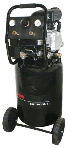 ROWI DKP 1800/50/3 Vertical Druckluft Kompressor 1,8kW 50 l-Behälter