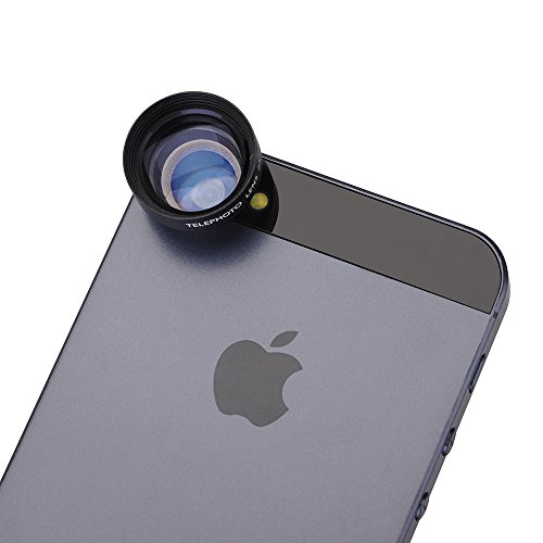 Victsing magnetic detachable fish eye lens wide angle for Magnetic fish tape