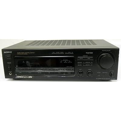Amazon.com: Sony STR-D565 Audio Video Control Center FM Setereo FM/AM