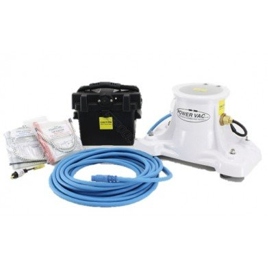 Power vac pv2100 portable professional swimming pool for Garden hose pool vacuum
