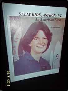 astronaut sally ride book - photo #15