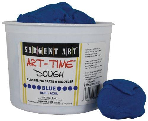 sargent-art-85-3350-3-pound-art-time-dough-blue