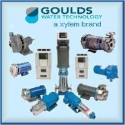 Goulds HSC10 Centrifugal Pump