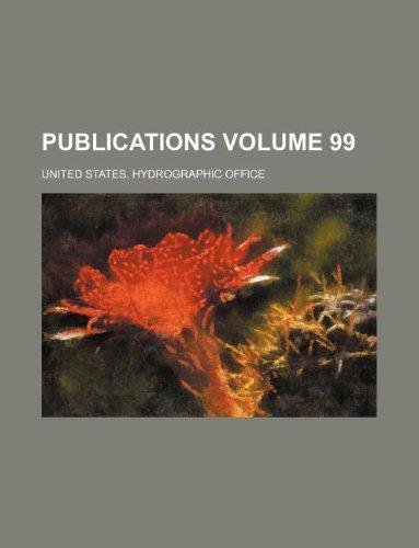 Publications Volume 99