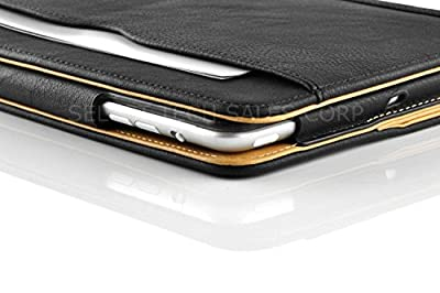 S-Tech Soft Leather Sleep/Wake Flip Case for Apple iPad 2, 3, and 4th Generation by Select Tech Sales Corporation
