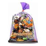 ハロウィンのお菓子8種詰め合わせ ハロウィン袋 350円 袋詰め