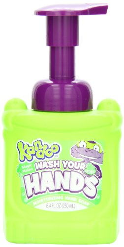 Kandoo BrightFoam Hand Soap, Magic Melon Scent, 8.4 Fluid Ounce - 1