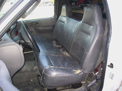 Astonishing Ford F150 F250 F350 1995 1996 1997 1998 1999 2000 2001 2002 Machost Co Dining Chair Design Ideas Machostcouk