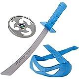 Teenage Mutant Ninja Turtles Combat Gear Leonardo Power Sound Sword Roleplay Weapon