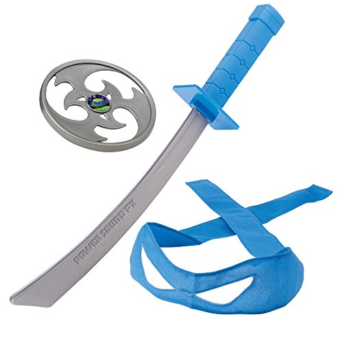 Teenage Mutant Ninja Turtles Combat Gear Leonardo Power Sound Sword Roleplay Weapon (Ninja Turtles Gear compare prices)