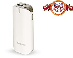 Hangout BIS Certified POWERBANK 4600mAh HPB-302-White