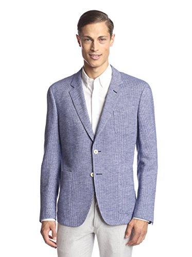 Haspel Men's Striped Picayune Sportcoat