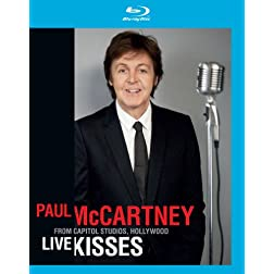 Paul McCartney: Live Kisses [Blu-ray]