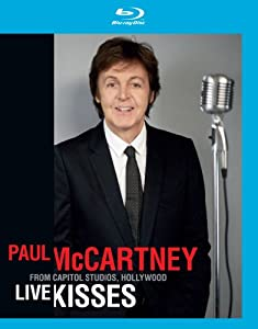 Paul McCartney: Live Kisses [Blu-ray]