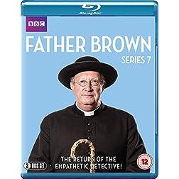 Father Brown Series 7 [Blu-ray]