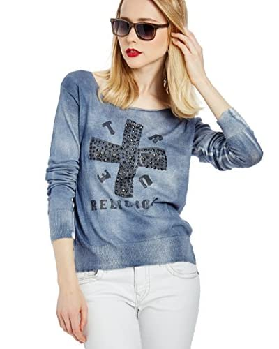 True Religion Pullover Cross
