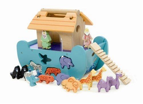 Le Toy Van Le Petit Ark kainų palyginimas