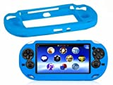 TOOGOO Silicone Protective Case Cover Skin Protector for Sony PlayStation PS Vita PSV
