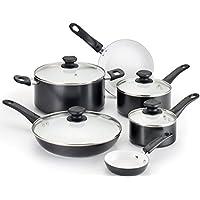 WearEver A630SA Nonstick 10-Piece Cookware Set