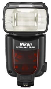 Nikon SB-900 AF Speedlight Flash for Nikon Digital SLR Cameras