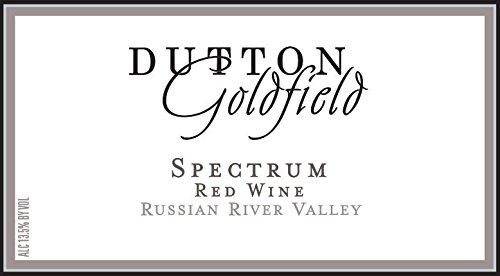 Nv Dutton-Goldfield Spectrum Red Wine 750Ml