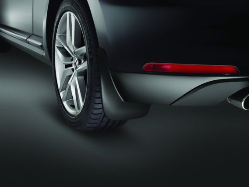 5C0-075-101 Rear set of Mud Guards for 2012 New Beetle (New Beetle Mud Flaps compare prices)