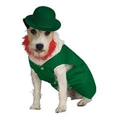 Leprechaun Pet Costume - Pet Costumes