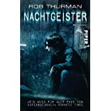 Nachtgeister: Roman (Cal Leandros-Serie)von &#34;Rob Thurman&#34;