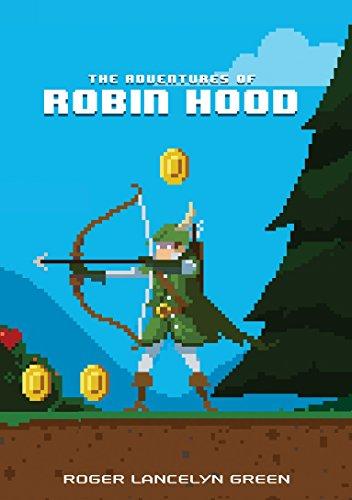 Adventures Of Robin Hood (Puffin Pixels)