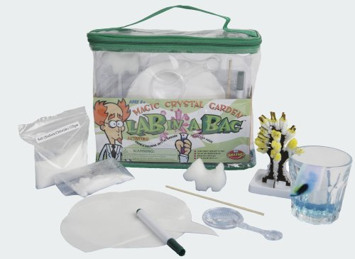Be Amazing Lab-in-a-Bag Magic Crystal Garden (Crystal Garden Kit compare prices)