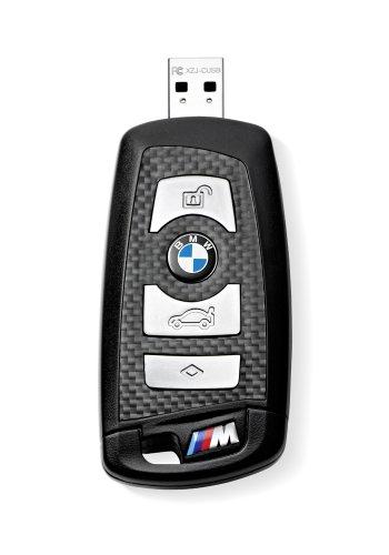 BMW USB メモリー・スティック リモート・コントロールキー型 M 【日本正規品】 80232212807