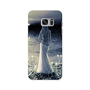 ArtzFolio Fantasy Magic World : Samsung Galaxy S7 Matte Polycarbonate ORIGINAL BRANDED Mobile Cell Phone Protective BACK CASE COVER Protector : BEST DESIGNER Hard Shockproof Scratch-Proof Accessories