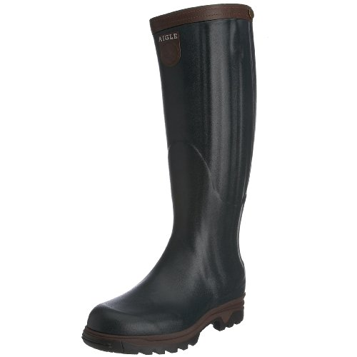 Aigle Men's Parcours Prestige Wellies Bronze 85037/44 9.5 UK