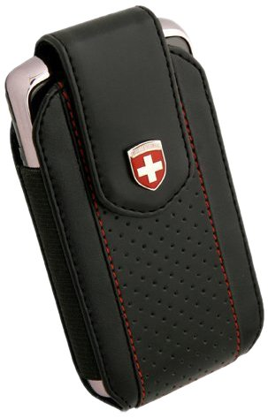 Swiss Leatherware Glacier Case - PDA and Smart Phones - iPhone - Blackberry - HTC - Samsung - LG - Motorola - and Nokia